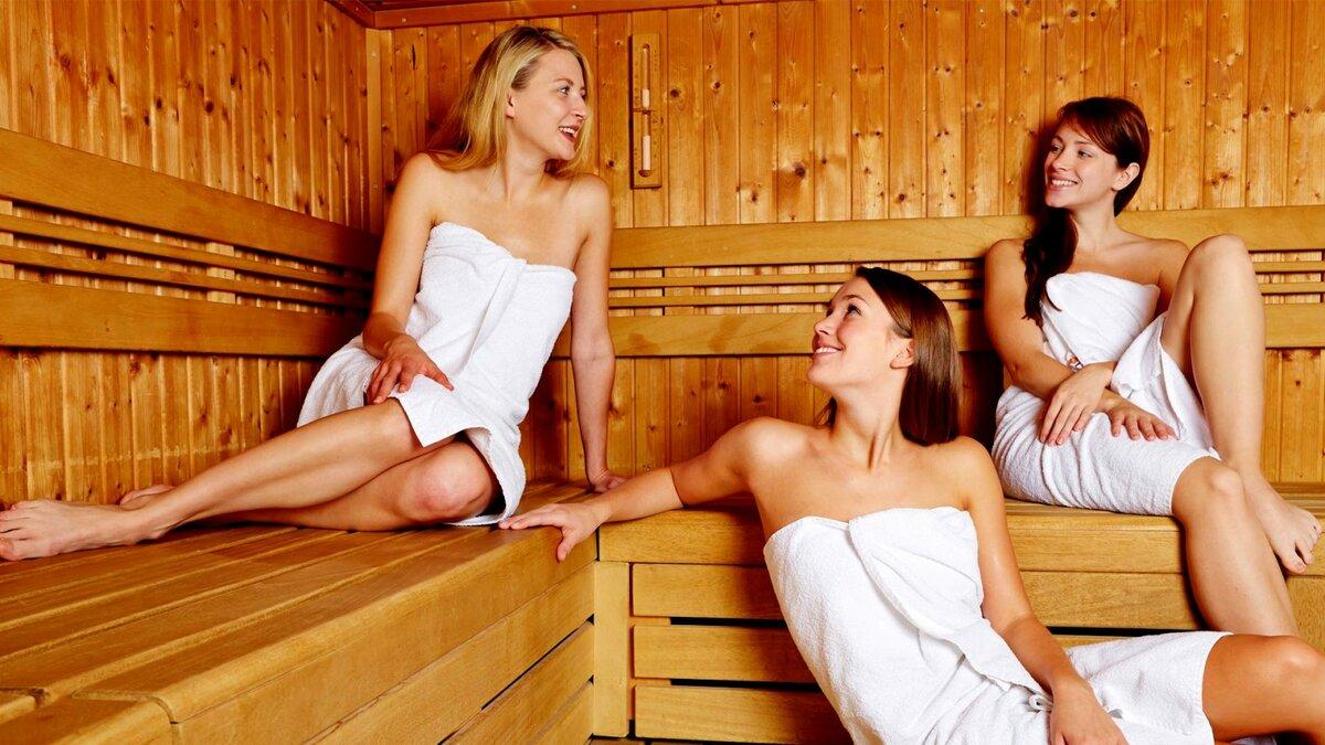 Месячные и баня. за и против посещения