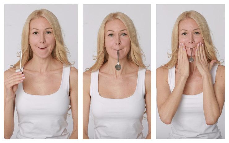 7 упражнений от обвисших щек