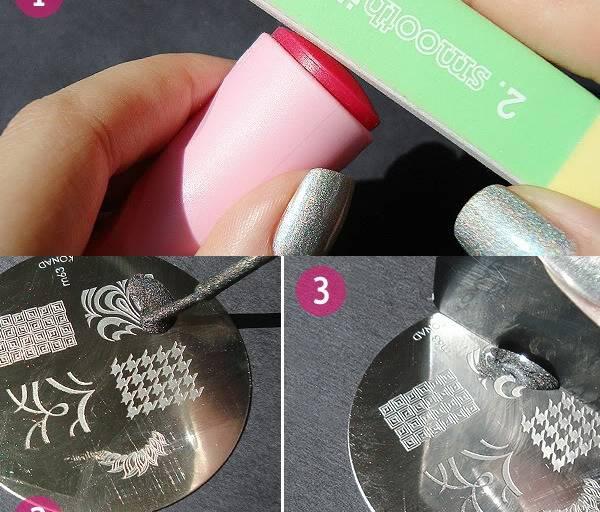 Стемпинг для ногтей — что это, как пользоваться, 100 фото идей. инструкция как делать стемпинг в дома.
