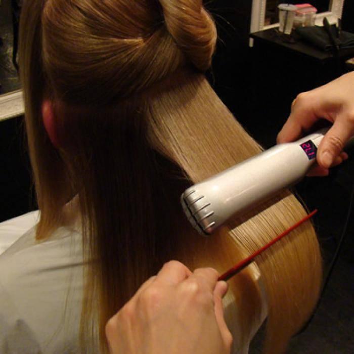 Кератиновое выпрямление волос в домашних условиях народными средствами