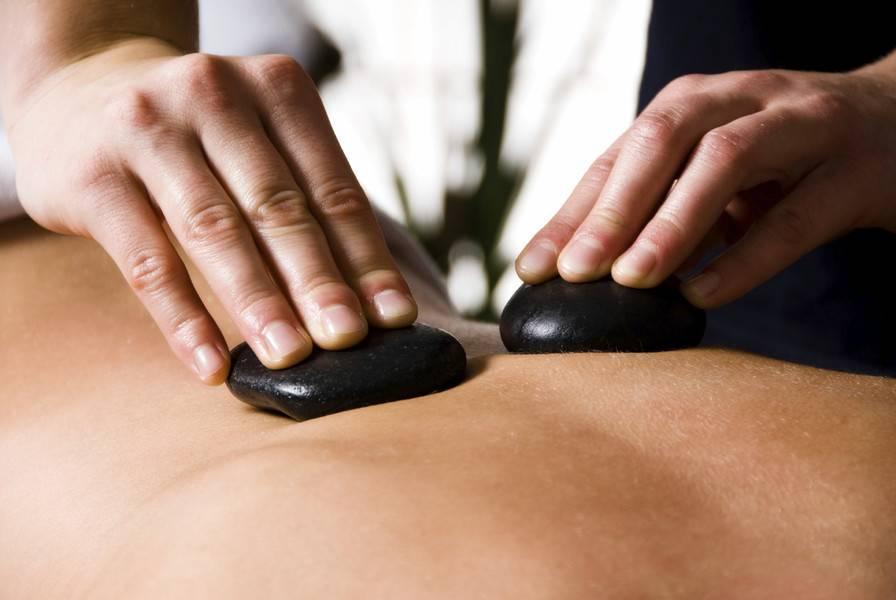 Что такое и как делать стоун массаж