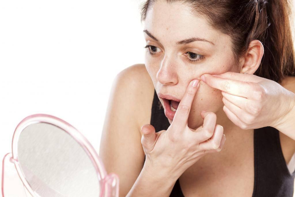 Гнойные прыщи на лице – лечение, причины, как избавиться без выдавливания, видео