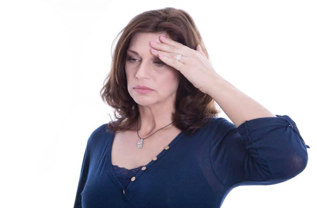 Головокружение при климаксе: симптоматика, лечение