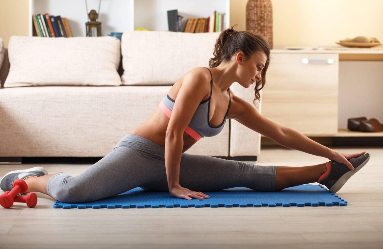 Упражнения йоги при кисте яичника