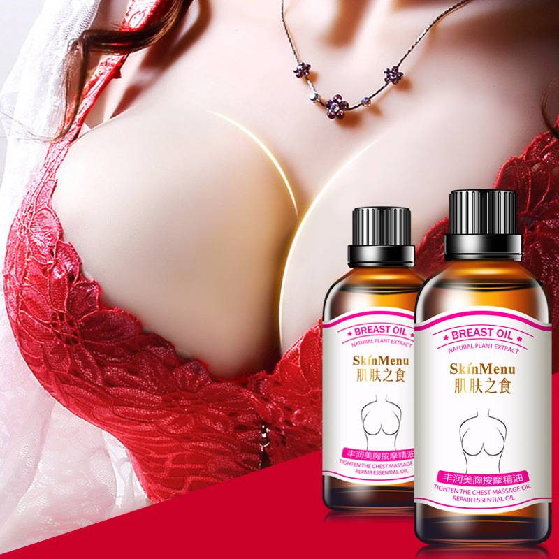 Крема, гели и мази для увеличения груди