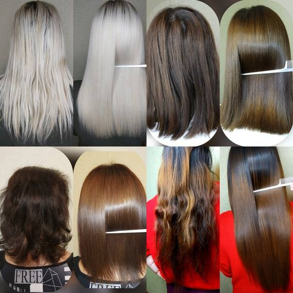 Ботокс или кератиновое выпрямление для волос: что лучше?