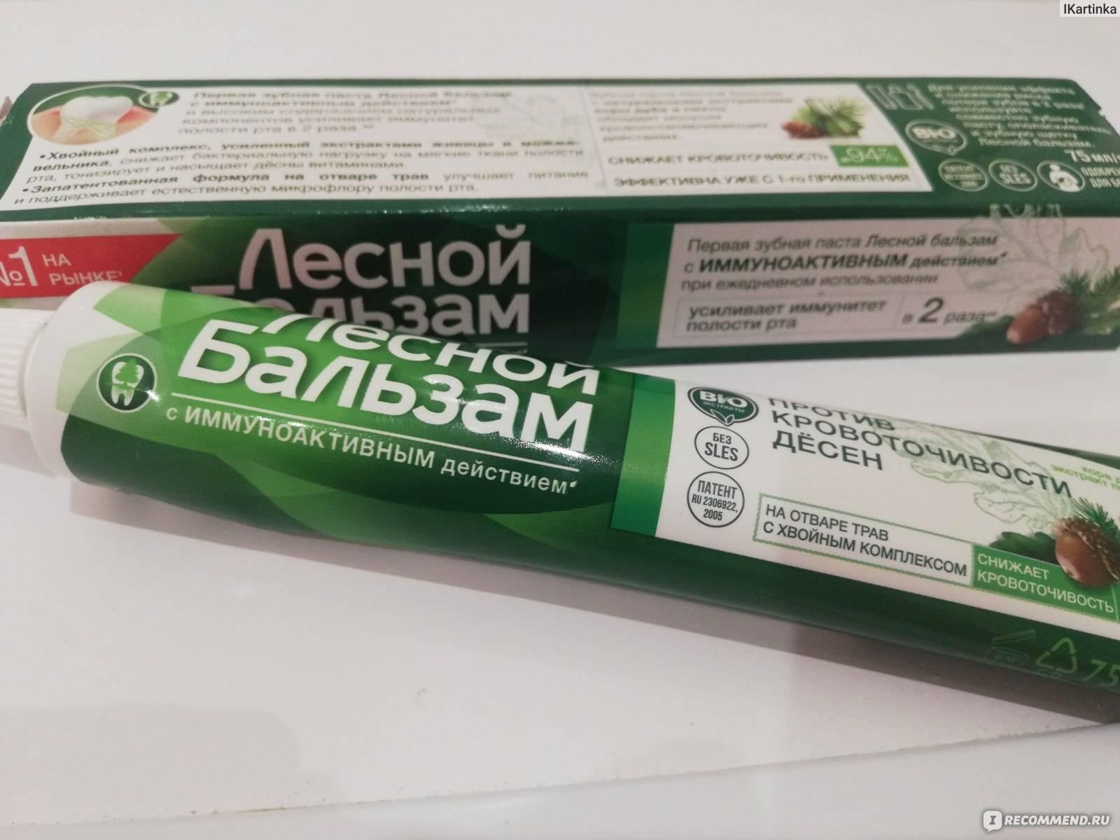 Рейтинг зубных паст от пародонтоза