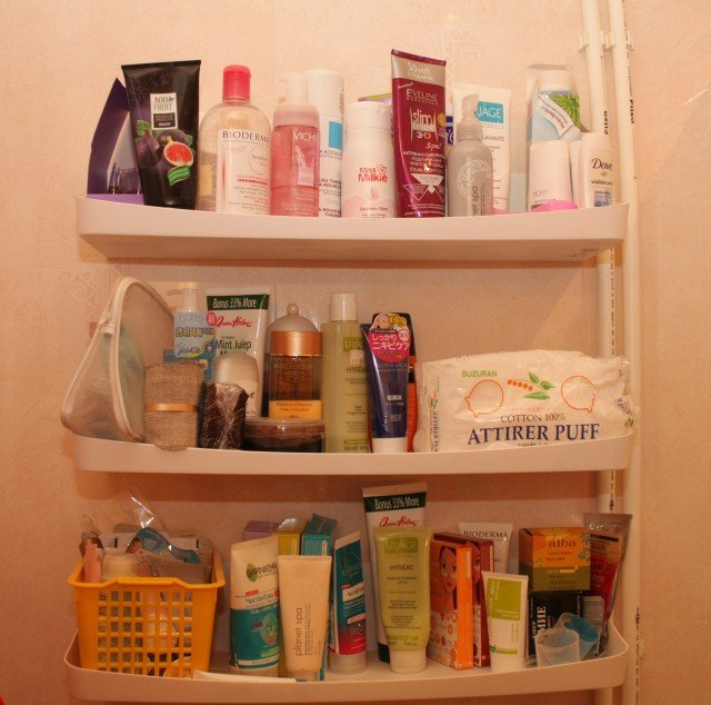 Как хранить косметику где хранить косметику в ванной комнате и правда о косметике