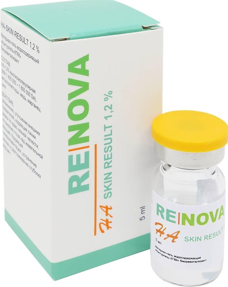 Обогащенные ревитализанты – ревитареструктуризанты renova на основе пептидно-аминокислотных ингредиентов в лифтинговых и anti-agе программах