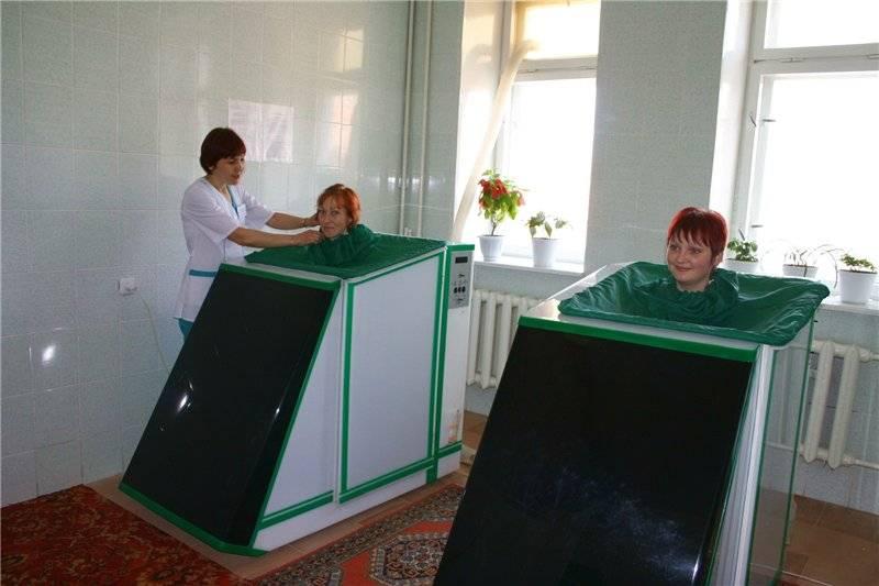 Сухие углекислые ванны – показания и противопоказания к применению