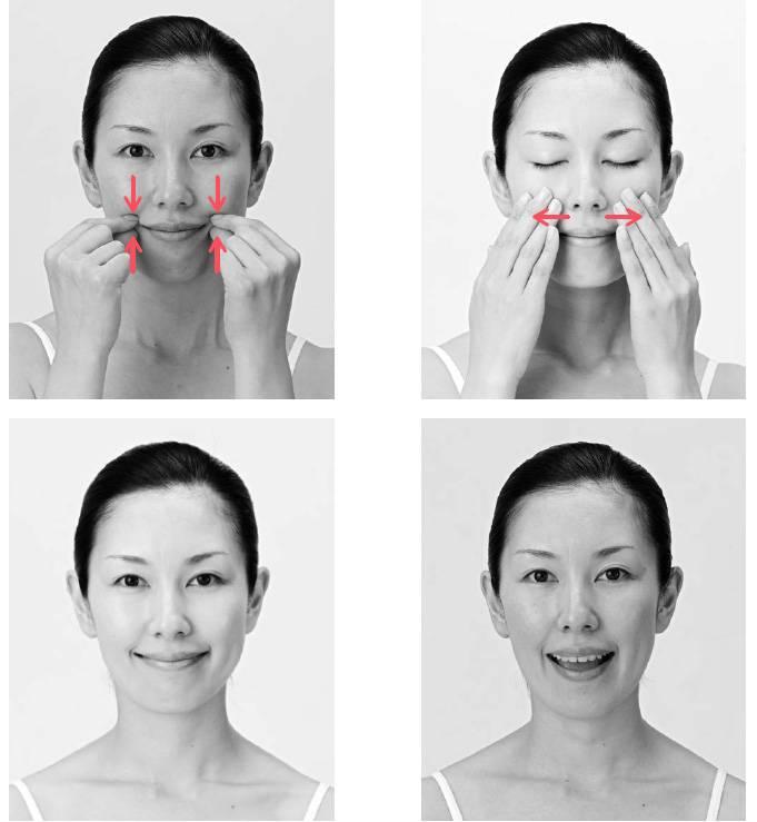 Как подтянуть кожу лица после 40