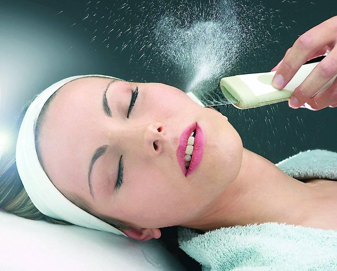 Ультразвук в косметологии. что дает ультразвуковая терапия?