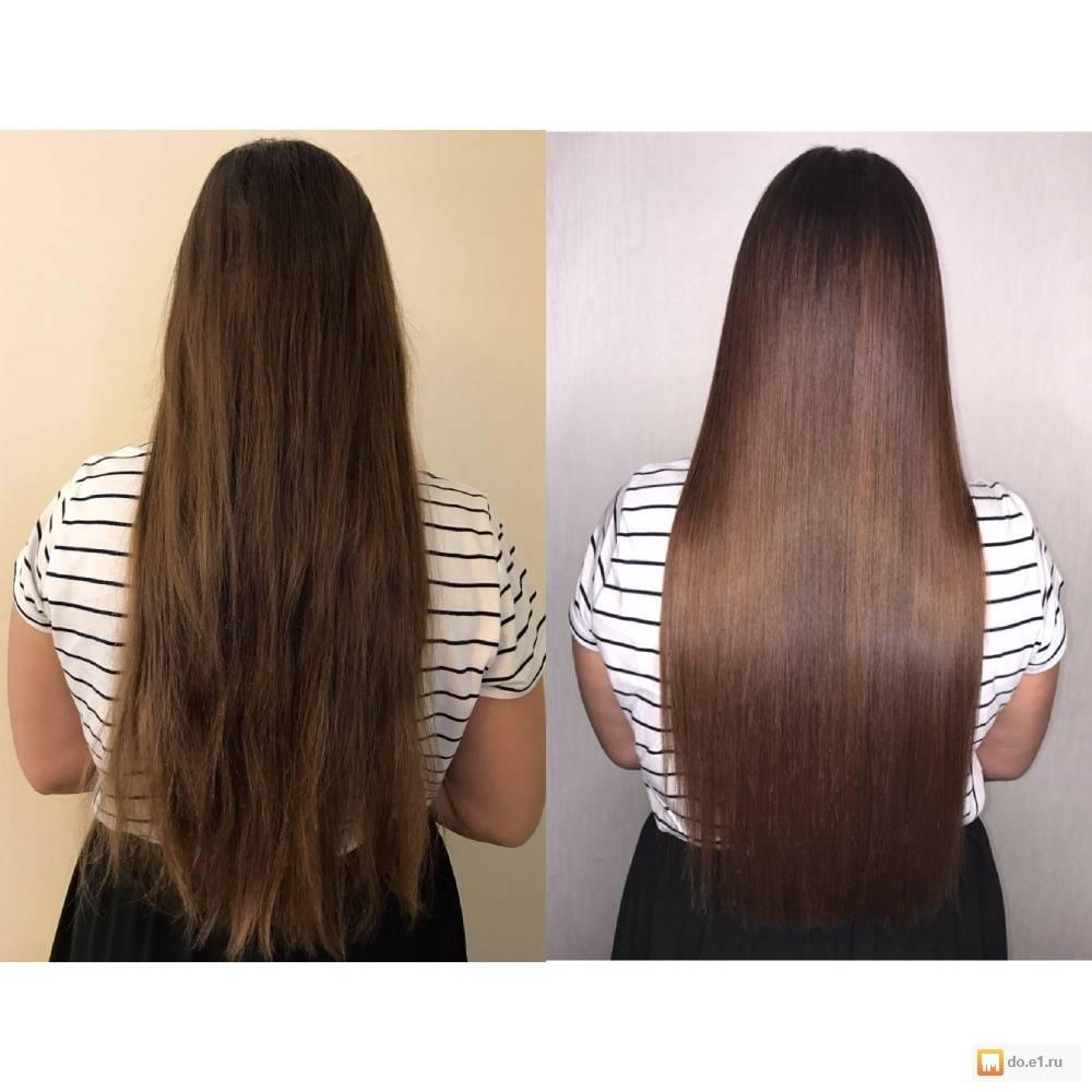 Ботокс или кератиновое выпрямление: что лучше для волос