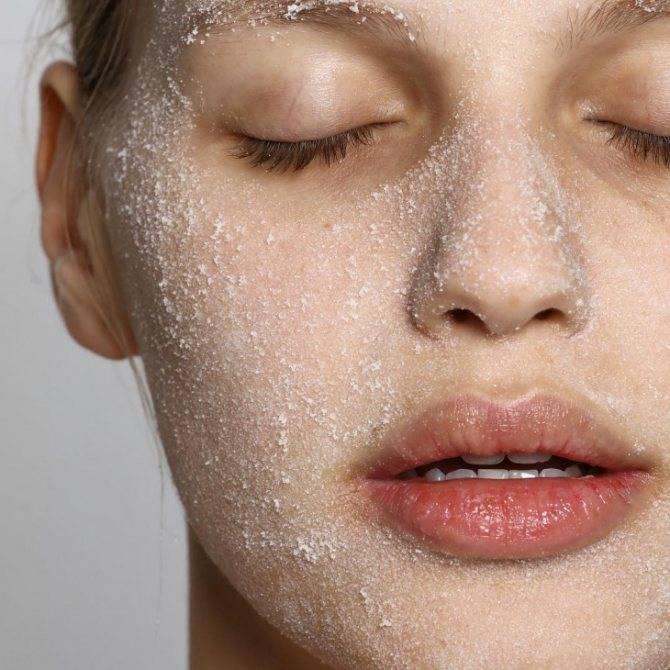 Как почистить забитые поры на лице в домашних условиях