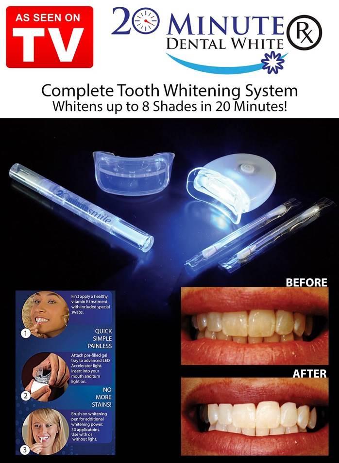 Система для домашнего отбеливания зубов white light: инструкция на русском языке, особенности использования
