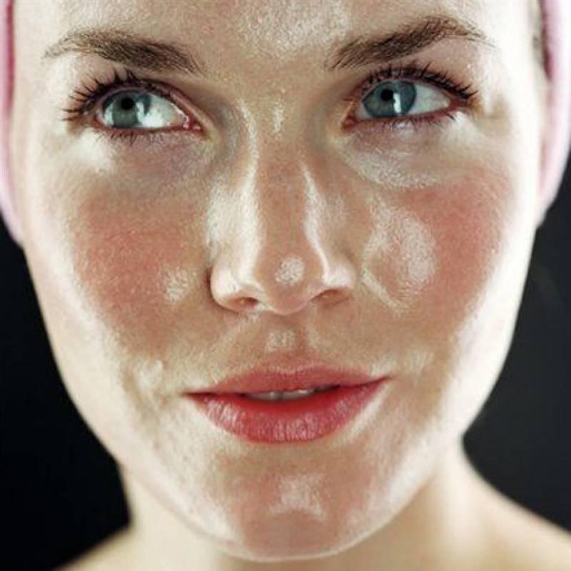 Как избавиться от неприятного жирного блеска на лице