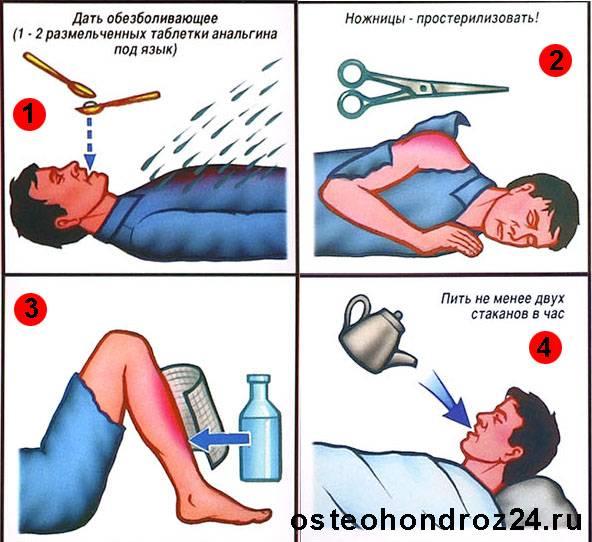 Как правильно лечить ожог слизистой рта