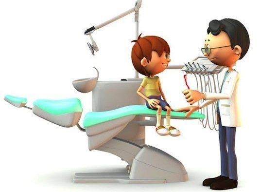 Когда болят зубки... кариес у ребенка
