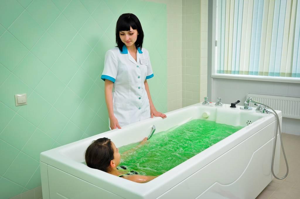 Для чего проводят процедуры бальнеотерапии – показания, польза, отзывы