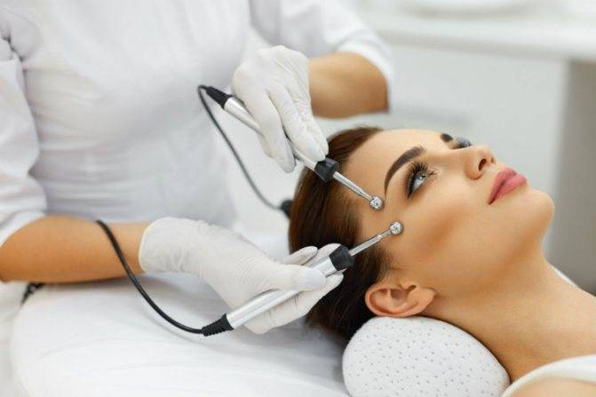 Применение микротоков для лица – механизм действия
