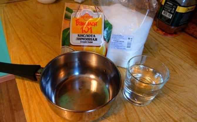 Узнайте как приготовить шугаринг в домашних условиях: как варить пасту дома?