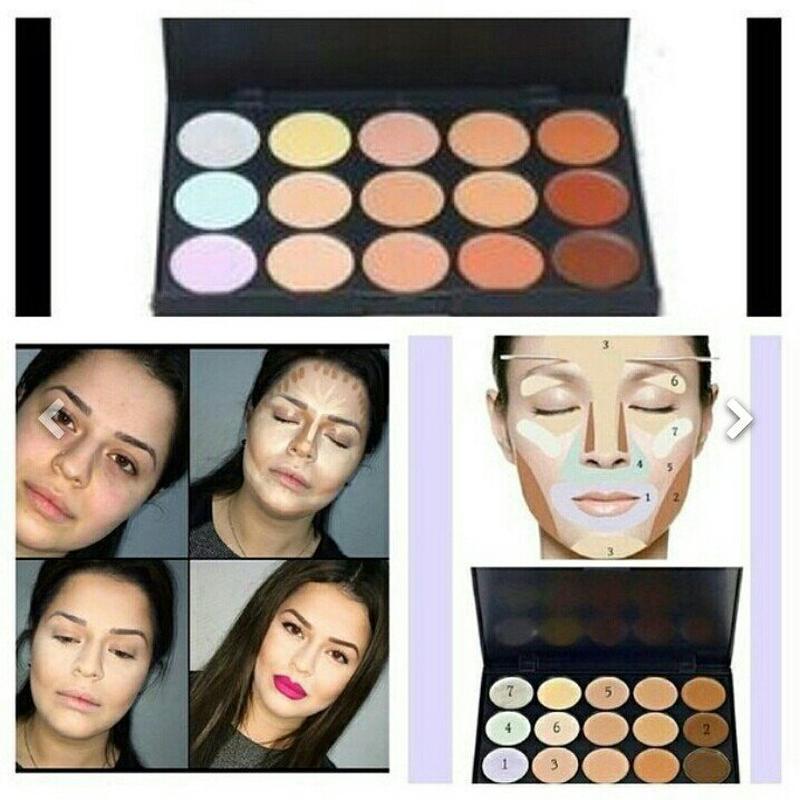 Как пользоваться корректором для лица. палитра 6, 15 цветов с фото, пошагово, корректор карандашом, фаберлик, фото, видео