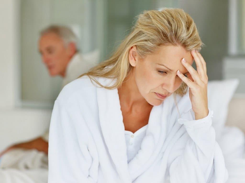 Боли при климаксе у женщин