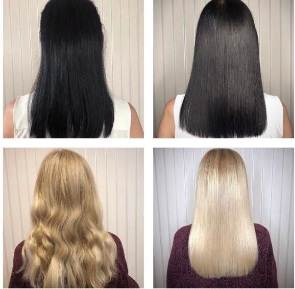 Чем отличается ботокс от кератинового выпрямления волос: мнение эксперта