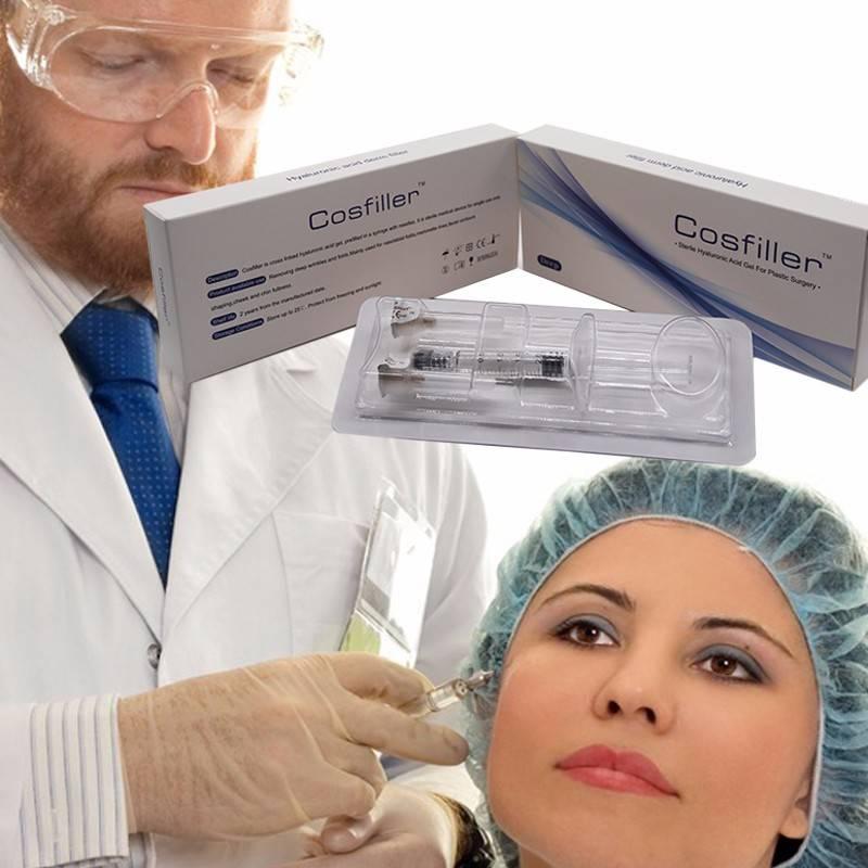 Лучшие филлеры для коррекции морщин: обзор препаратов