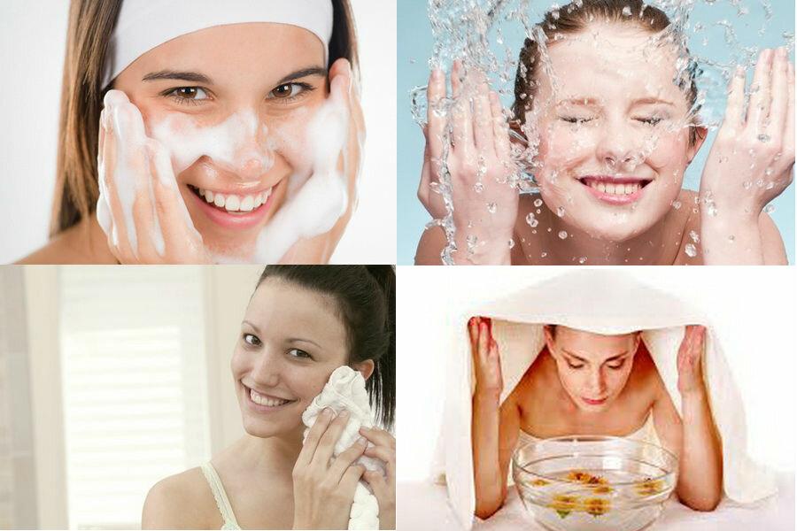 Как эффективно и безопасно почистить лицо в домашних условиях