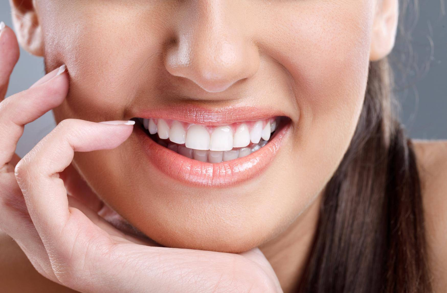 Рост челюстных костей от рождения до периода сформированного постоянного прикуса.