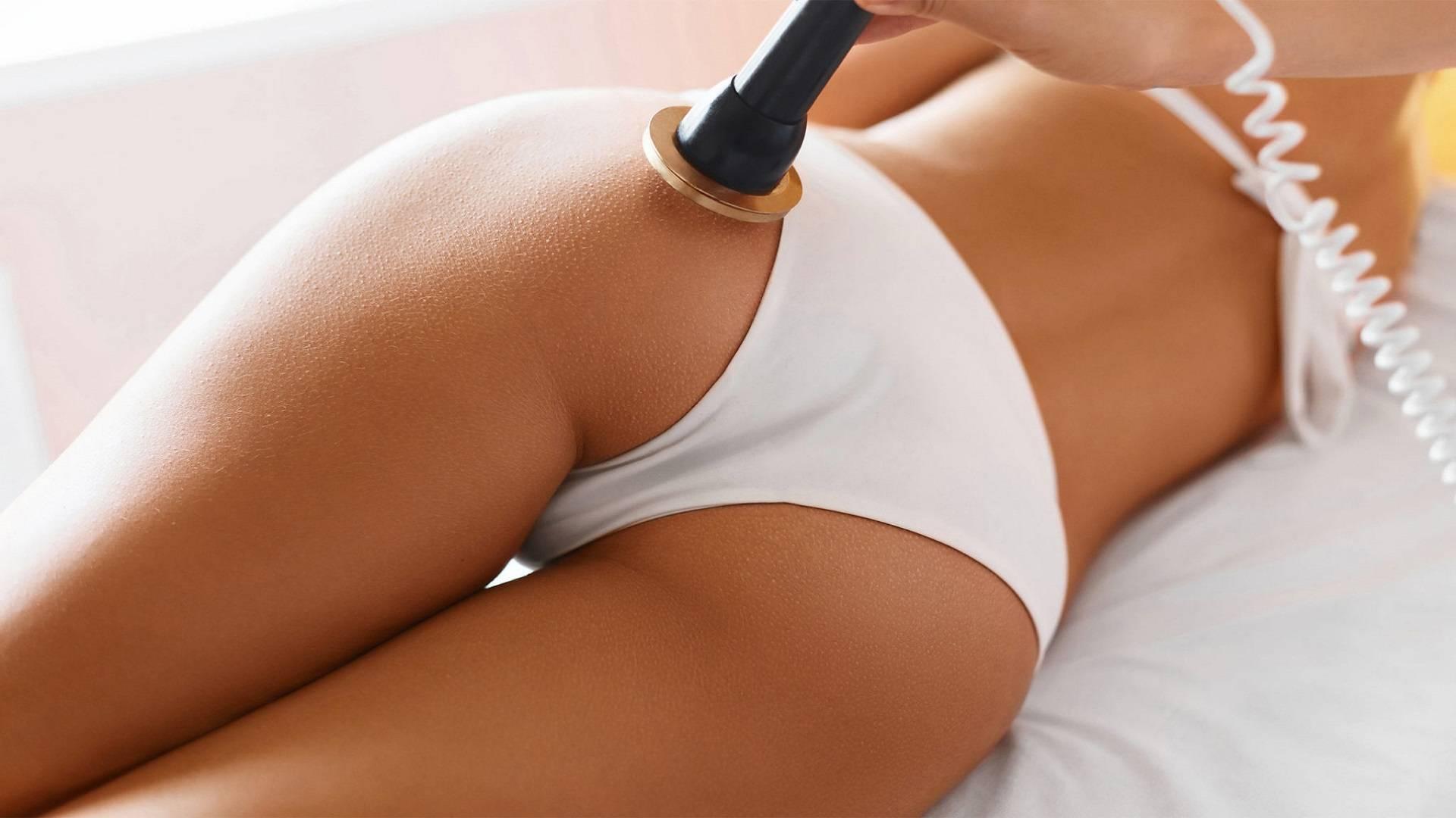 Вакуумный массаж от целлюлита. виды, эффективность, способы выполнения