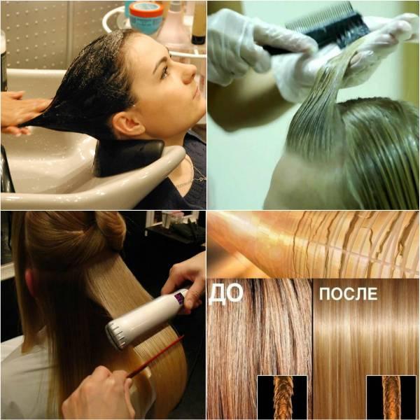 Какими последствиями грозит кератиновое выпрямление волос