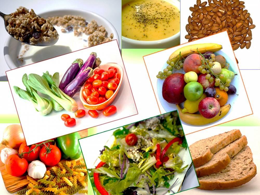 Принципы диеты при кисте яичника