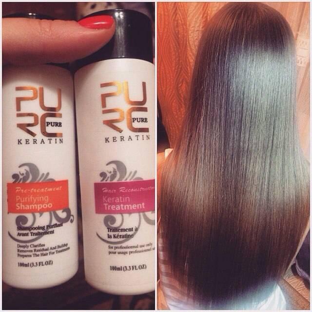 Профессиональные шампуни с кератином — какой лучше выбрать для волос