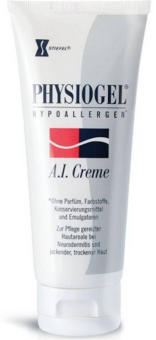 Физиогель крем для сухой и чувствительно кожи лица 75мл * отзывы, инструкция по применению