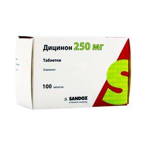 Лучшие кровоостанавливающие препараты, таблетки при обильных месячных. как пить викасол, дицинон, трамексам таблетки при обильных месячных?