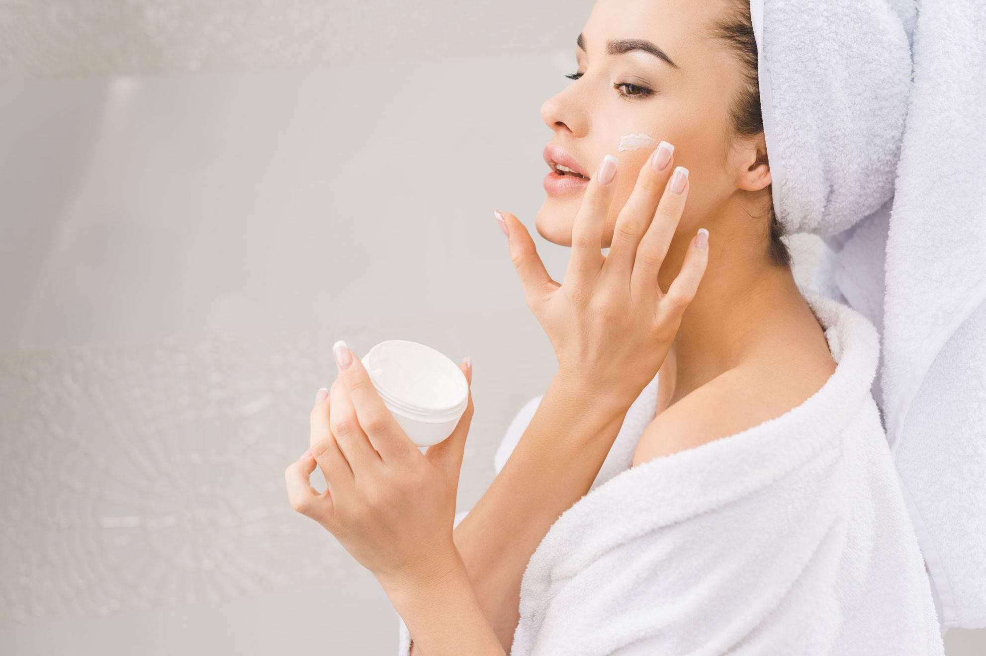 Способы борьбы с сухой кожи лица методом увлажнения