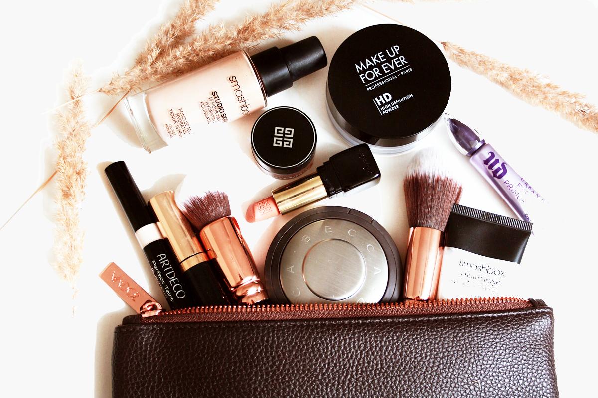 Что нужно для макияжа лица: список косметики