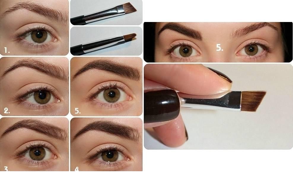 Чем накрасить брови, если нет карандаша: 4 достойных замены