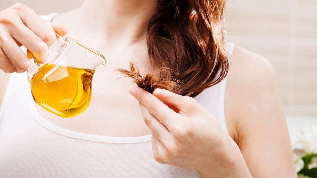 Что спасет от сухости волос и сечения кончиков?