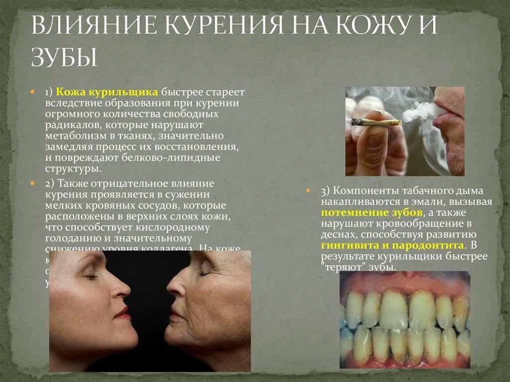 Возможные и самые опасные болезни от курения