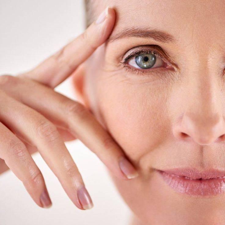 Касторовое масло от морщин на лице: правила использования и нанесения