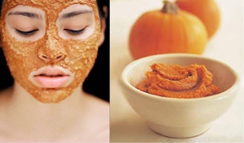 Маска из тыквы для лица от морщин— 9 рецептов омоложения