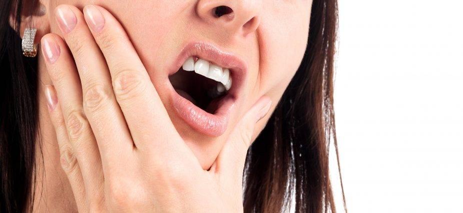 Болит небо после удаления зуба