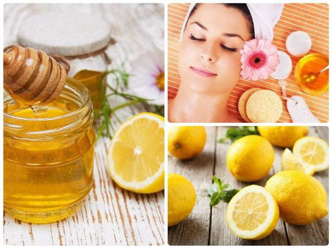 Лимон для лица. маски с соком лимона для лица