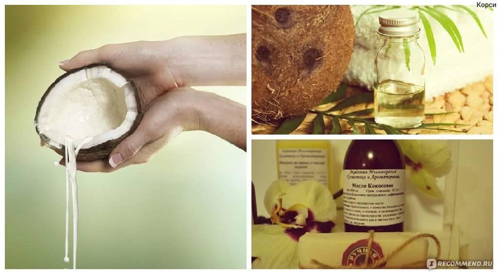 Польза кокосового масла для волос: обсудим ценные качества косметического средства