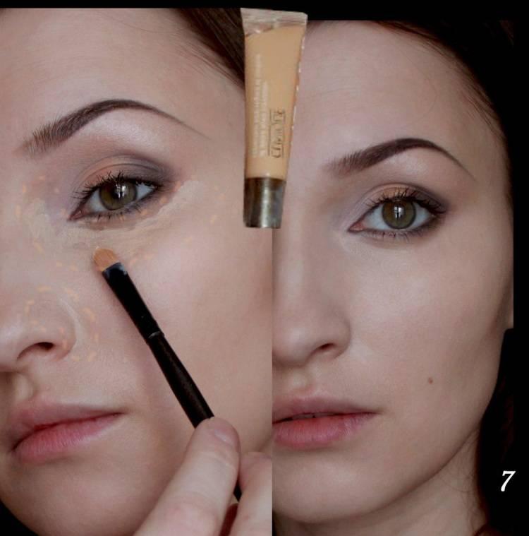 Учимся пользоваться консилером для идеального макияжа