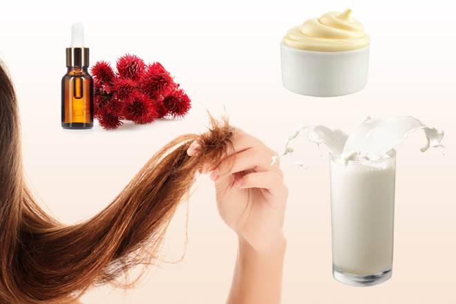 Восстанавливающие маски: скорая помощь для волос