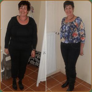 Меню для похудения в период климакса